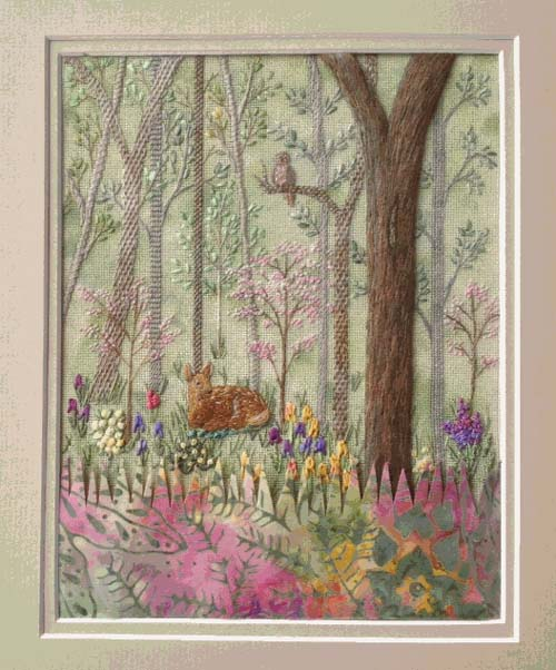 """Spring Meadow"" with Jeanette Rees"
